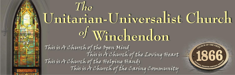 Unitarian Universalist Church of Winchendon MA