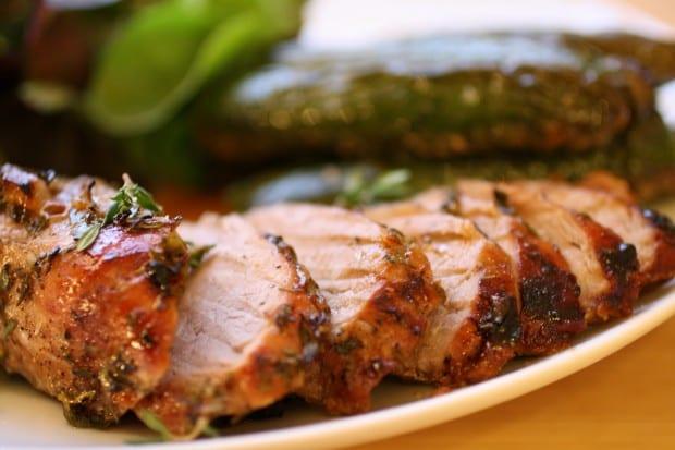 Свинина жаренная на сковороде рецепты с фото